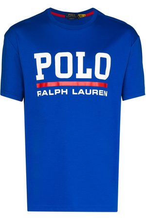 Polo Ralph Lauren Logo-print short-sleeve T-shirt