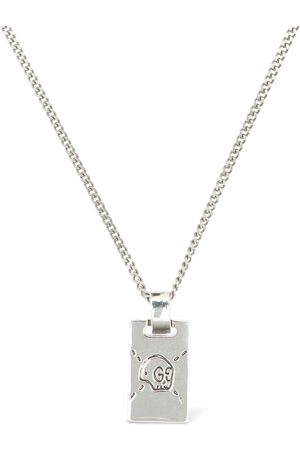 Gucci Men Necklaces - 55cm Ghost Necklace