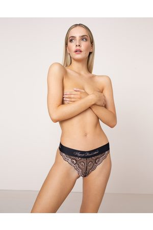 Agent Provocateur Aston Thong And Peach