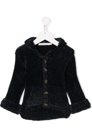 MESSAGE IN THE BOTTLE Buttoned cardigan