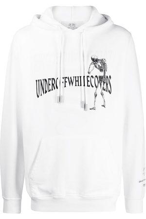 OFF-WHITE Skeleton print hoodie