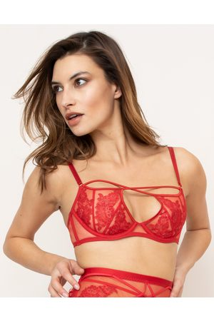 Agent Provocateur Women Underwired Bras - Demelza Plunge Underwired Bra