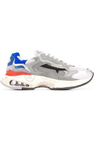 Premiata Sharky low-top sneakers - Grey