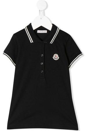 Moncler Chest logo polo shirt
