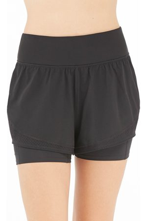 SPANXR Women's Spanx Booty Boost Double Layer Shorts