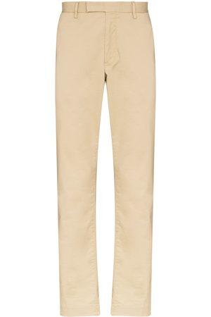 Polo Ralph Lauren Men Formal Pants - Straight-leg tailored trousers - Neutrals