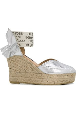 Sergio Rossi Women Wedges - X Manebì wedge espadrilles