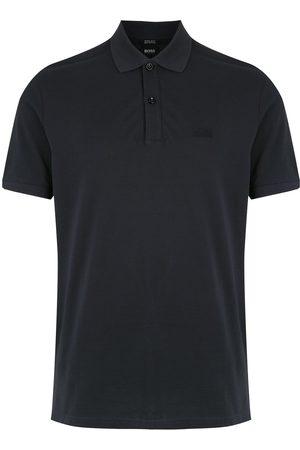 HUGO BOSS Fine-piqué polo shirt