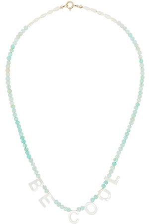 Roxanne First Be Cool' beaded necklace