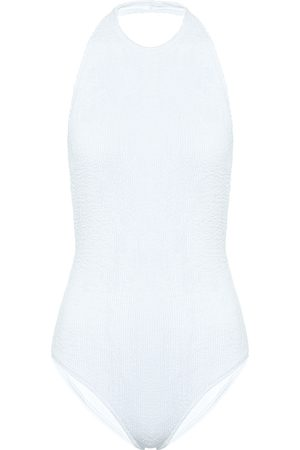 Bottega Veneta Open-back swimsuit