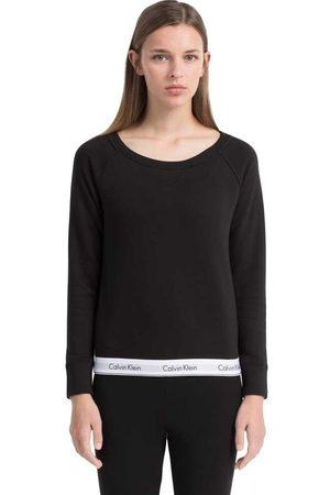 Calvin Klein Modern Cotton Top Sweatshirt L/s
