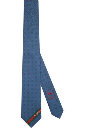 Gucci Double G jacquard tie