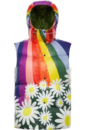 Moncler Genius Richard Quinn Nylon Rainbow Down Vest
