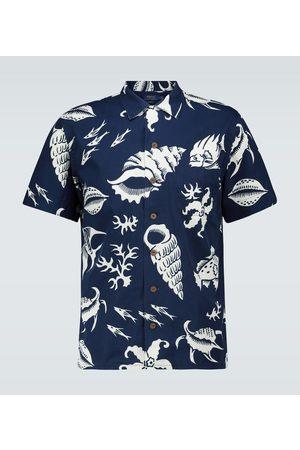 Polo Ralph Lauren Hawaii sea patterned shirt