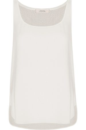 Dorothee Schumacher Fluid Volume silk top