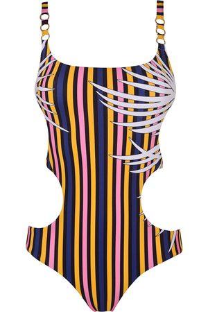 Agent Provocateur Malisa Swimsuit Multicoloured