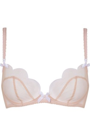 Agent Provocateur Lorna Bra In Nude And