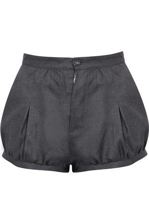 Agent Provocateur Women Sweats - Deb Shorts Grey