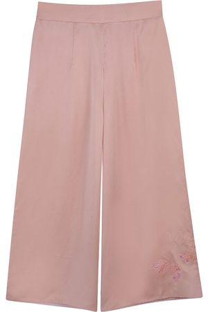Agent Provocateur Women Sweats - Edenn Pyjama Bottom Peach