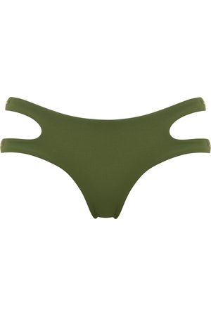 Agent Provocateur Reeve Bikini Bottom Khaki