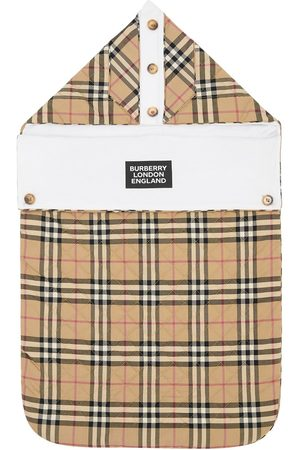 Burberry Quilted Twill Cotton Sleeping Bag