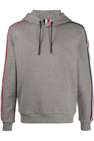 Rossignol Men Hoodies - Tri-striped hoodie - Grey