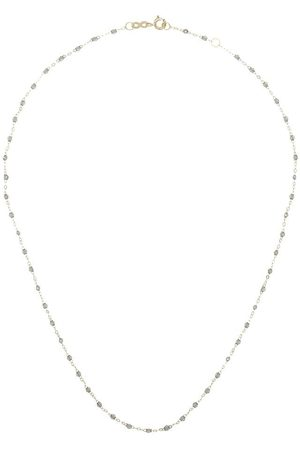 GIGI CLOZEAU 18kt bead necklace