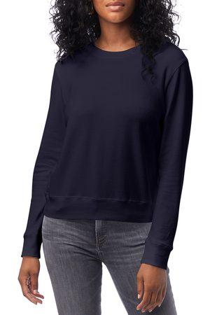 Alternative Women's Cotton Blend Interlock Sweatshirt