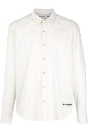 Comme des Garçons + Hering tie dye shirt
