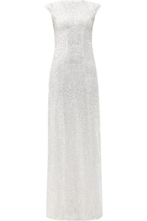 GALVAN Estrella Sequinned Dress - Womens