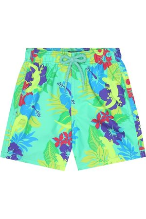 Vilebrequin Jim Gecko swim trunks