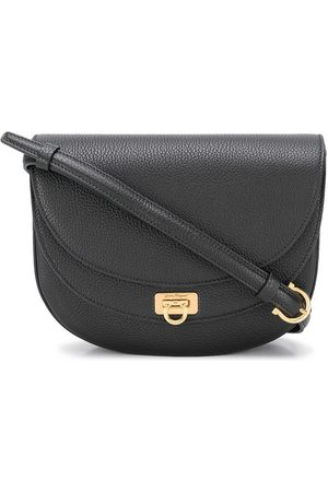 Salvatore Ferragamo Women Shoulder Bags - Small Gancini crossbody bag