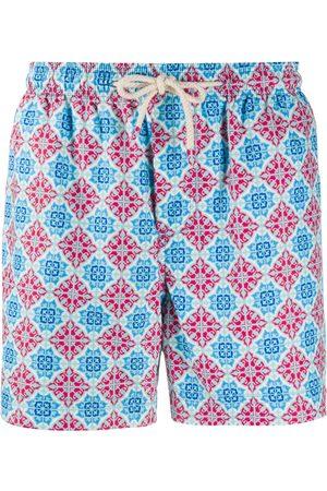 PENINSULA SWIMWEAR Panarea M1 mesh-lined swimming trunks