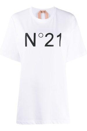 Nº21 Women T-shirts - Logo t-shirt