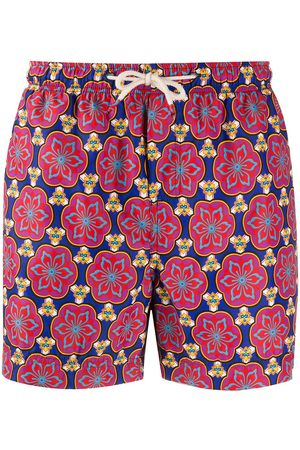 PENINSULA SWIMWEAR Men Swim Shorts - Palmarola M2 mesh-lined swimming trunks