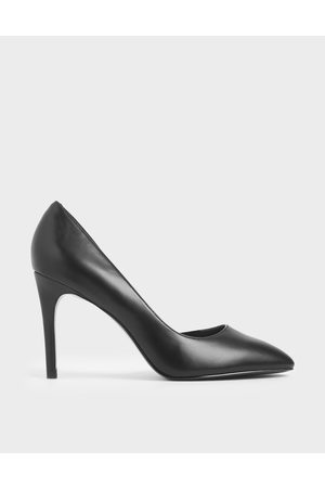 CHARLES & KEITH Women Pumps - D'Orsay Stiletto Pumps