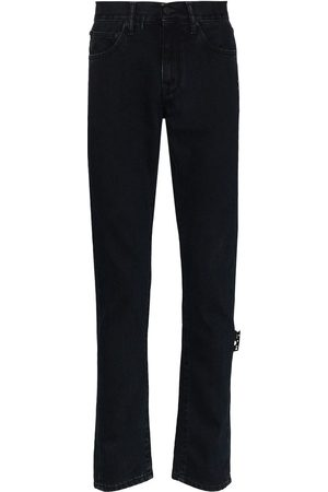 OFF-WHITE Arrows straight-leg jeans