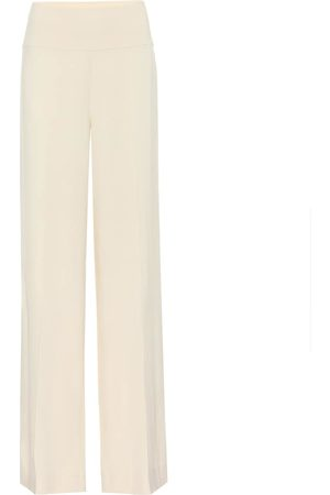 The Row Exclusive to Mytheresa – Lucinda high-rise cady pants