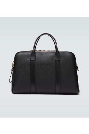 Tom Ford Buckley leather briefcase