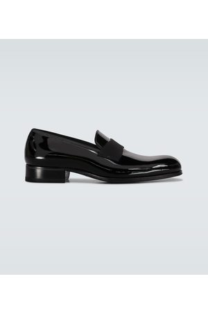 Tom Ford Edgar patent leather loafers