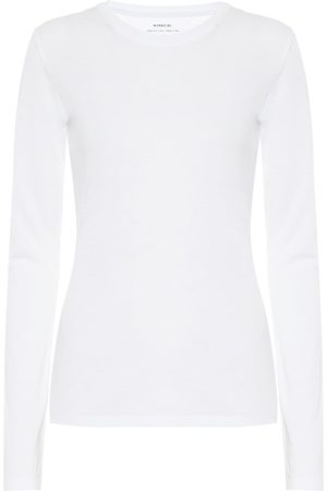 Vince Essentials cotton-jersey T-shirt