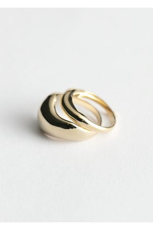 & OTHER STORIES Two Pack Rings