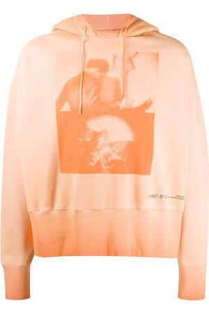 OAMC Men Hoodies - Photographic-print logo hoodie