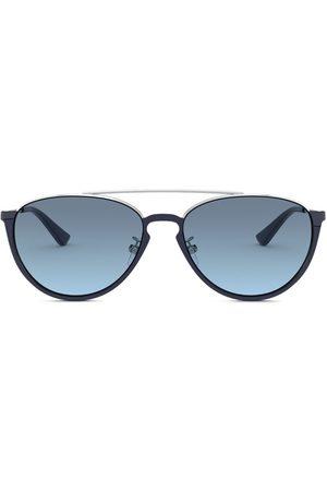 Tory Burch Aviator-shape sunglasses