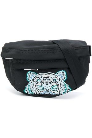 Kenzo Tiger embroidered belt bag