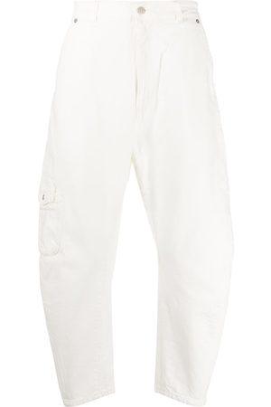 TOM WOOD Men Straight - Cargo-style jeans