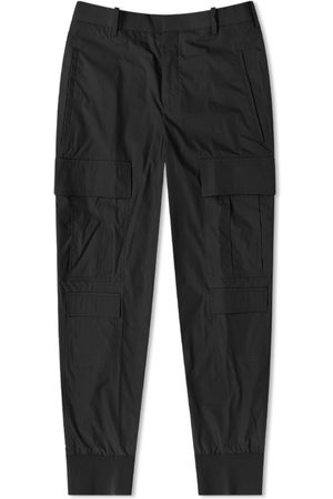 Neil Barrett Men Cargo Pants - Cuffed Cargo Pant
