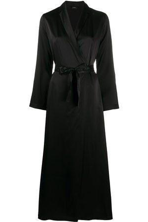 La Perla Long-length silk robe