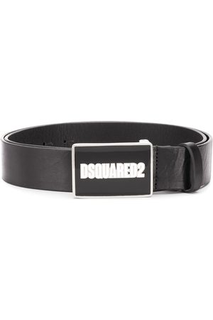 Dsquared2 Logo plaque belt