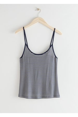 & OTHER STORIES Spaghetti Strap Tank Top